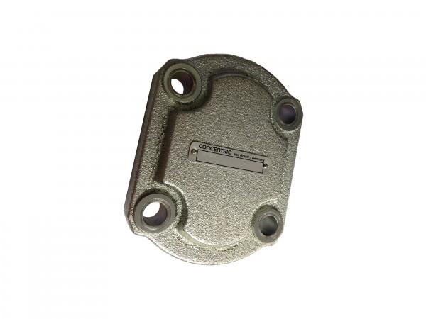 Lagergehäuse Enddeckel für Zahnradpumpe W1500 und Zahnradmotor WM1500