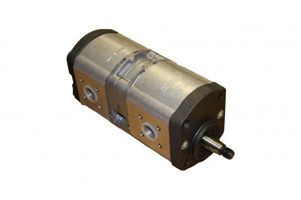 AZPFF-12-016/011LCP2020KB-S0007 Außenzahnradpumpe 16+11ccm