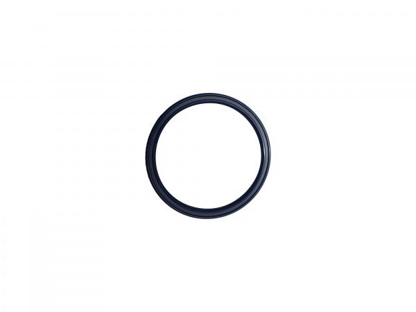 Nutring/Stangendichtung mit Stützring 50x60x10