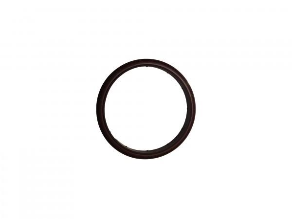 Abstreifer mit Nut 78/80x93x12/5