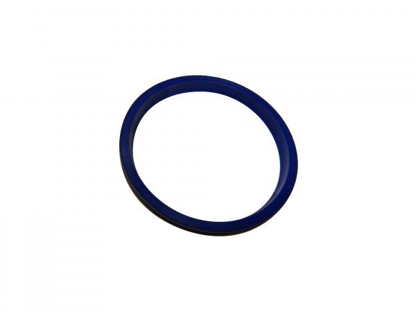 Abstreifer mit Metallkäfig 100x115x8/10