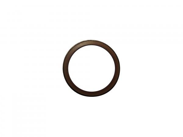 Abstreifer PTFE-Bronze mit Metallkäfig 30x40x7.0
