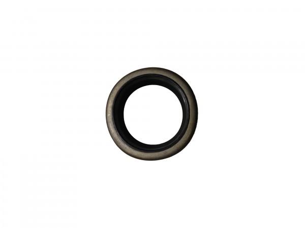 Abstreifer mit Metallkäfig 16x22x3/4