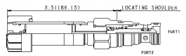 DTDF-MCN-JM24BD Wegeventil