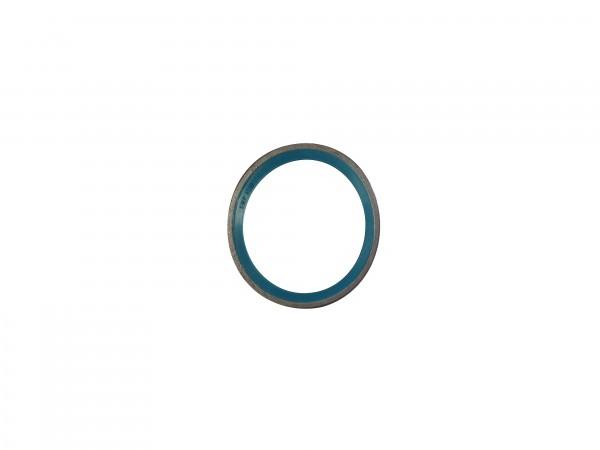 Abstreifer mit Metallkäfig 45x60x7,5