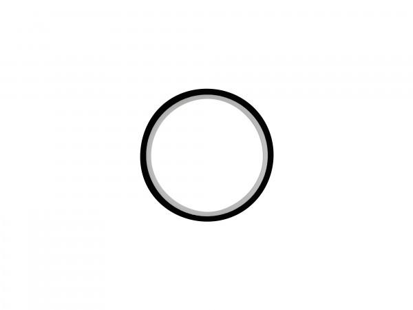GLYD-Ring/Stangendichtung Zurcon 90x105x6,3
