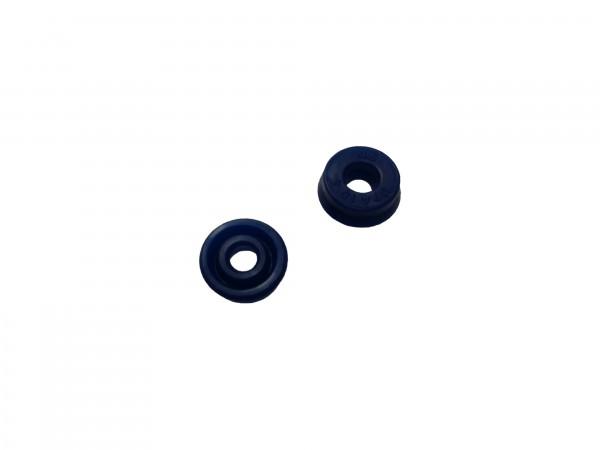 Nutring/Kolbendichtung/Stangendichtung 4x10x4 L=4,5