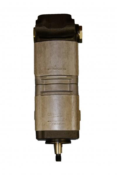 AZPFF-11-016/016LCP2020MEXXX03-S0007 Außenzahnradpumpe 16+16ccm