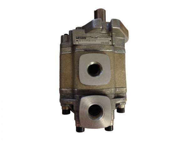 G565A13R23R Zahnradpumpe Doppelpumpe