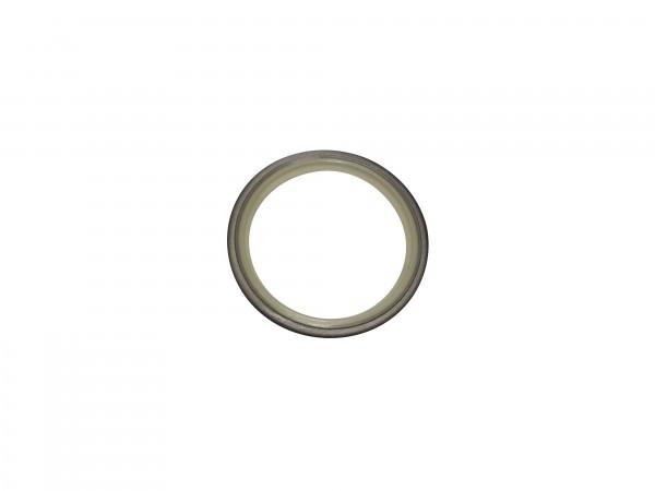 Abstreifer mit Metallkäfig 35x45x4