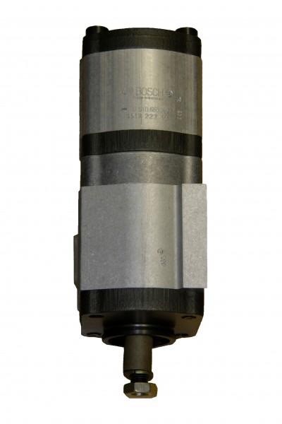 AZPFF-10-019/011LCXXXXXMB-S0200 Außenzahnradpumpe 19+11ccm