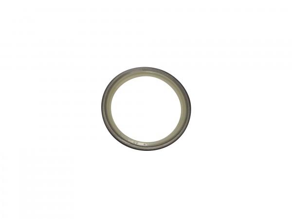 Abstreifer mit Metallkäfig 40x50x4