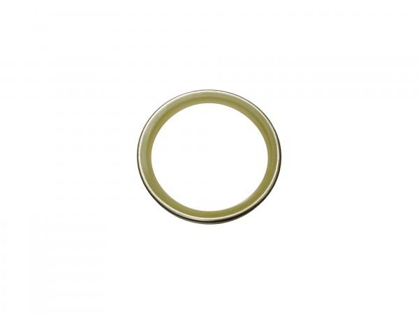 Abstreifer mit Metallkäfig 100x110x7/10