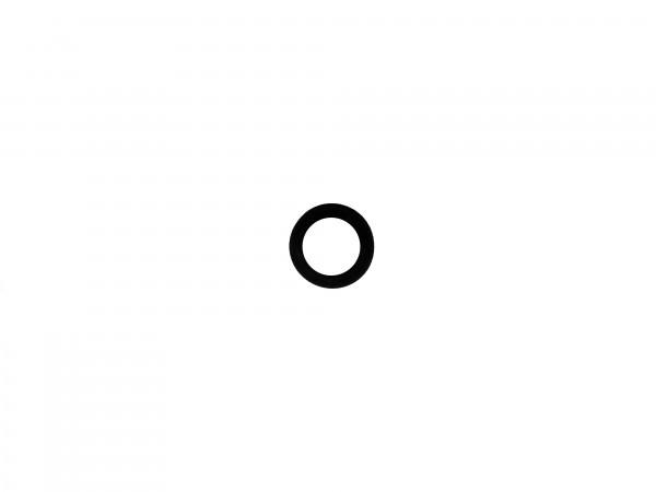 Nutring/Stangendichtung 10x14,4x3,3