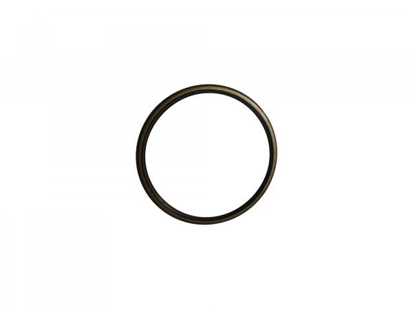 Abstreifer mit Metallkäfig 80x90x7/10