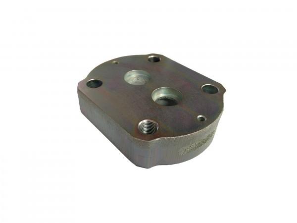 Zwischenplatte für Zahnradpumpe W900 und Zahnradmotor WM900