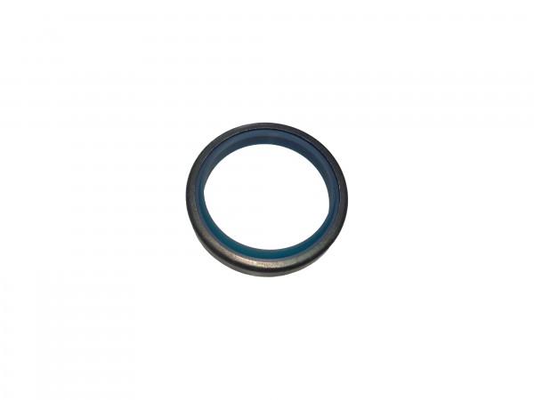 Abstreifer mit Metallkäfig 36x45x7/10
