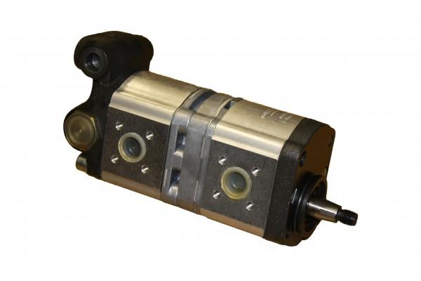 AZPFF-10-011/011LCPMS Außenzahnradpumpe 11+11ccm