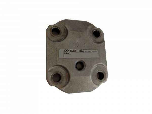 Lagergehäuse Enddeckel für Zahnradpumpe W900 und Zahnradmotor WM900