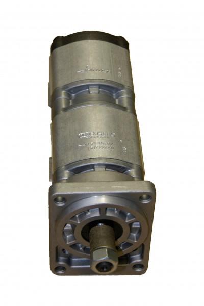AZPFF-10-016/011RSA2020MB Außenzahnradpumpe 16+11ccm