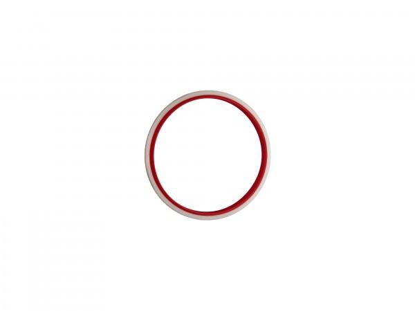 Abstreifer mit Kunststoffkäfig 61x69x7/10