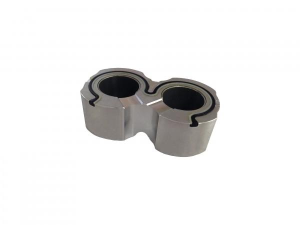 Lagerbrille für Zahnradmotor WM1500 UNIDIR