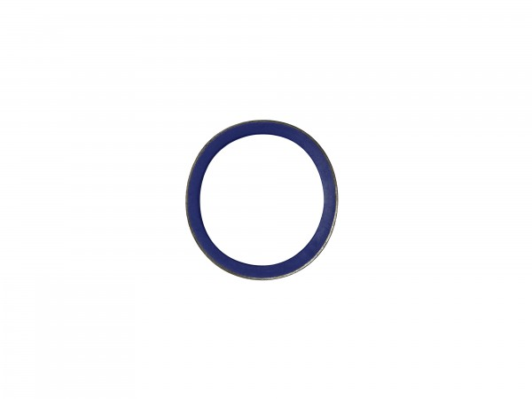 Abstreifer mit Metallkäfig 30x40x5/7