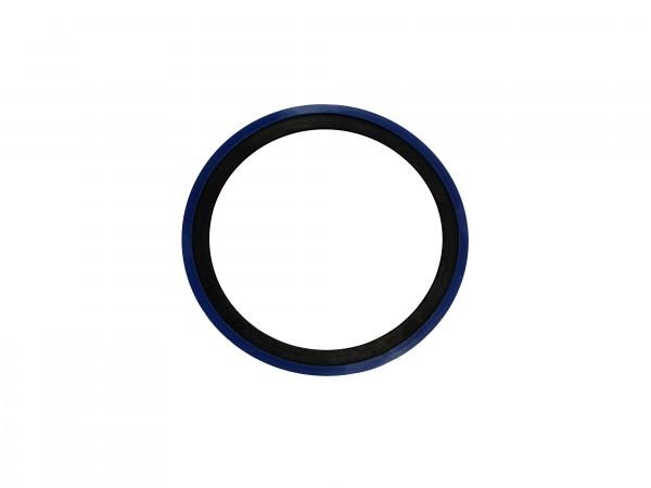 Kolbendichtung mit Stützring 100x80x13,5 E=14,5