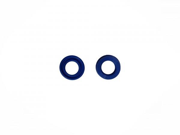 Nutring/Kolbendichtung/Stangendichtung 10x16x4,8 L=5,4