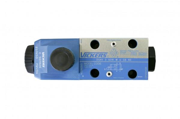 DG4V3521AMUC660 Wegeventil