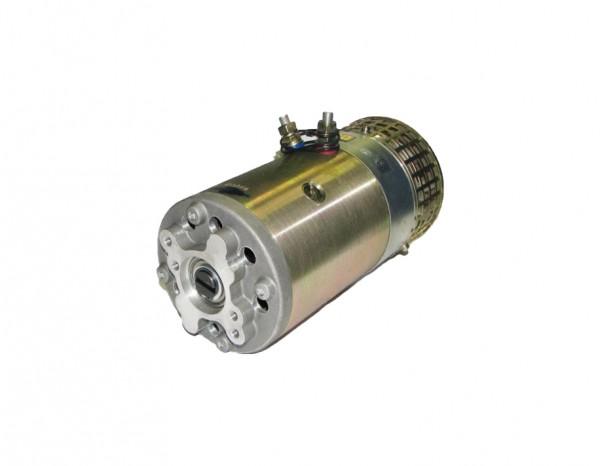 24MA42THSP13M P1 DC Motor Elektromotor (Motor-Pumpen-Einheit)