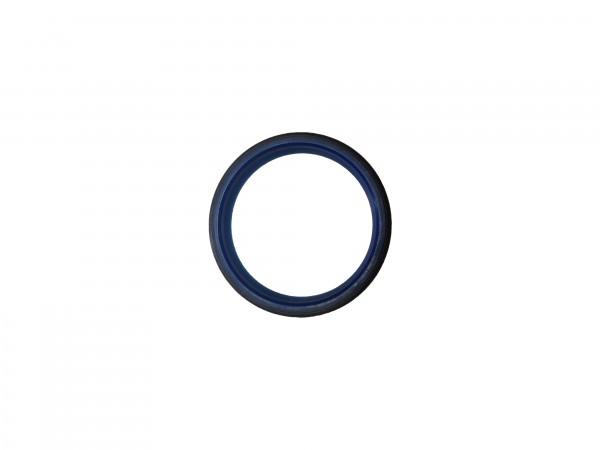 Abstreifer mit Metallkäfig 45x55x7