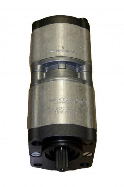 AZPFF-10-014/011RFP2020MB Außenzahnradpumpe 14+11ccm