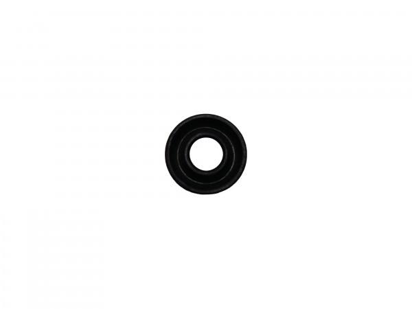 Abstreifer mit Metallkäfig 12x20x4/6