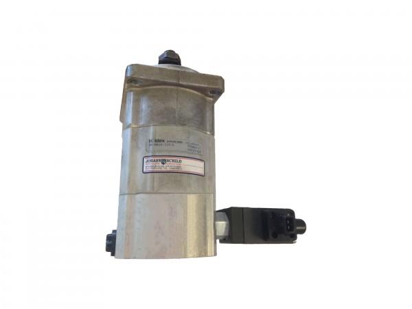 WM09A1C110L Hochdruck-Zahnradmotor WM900