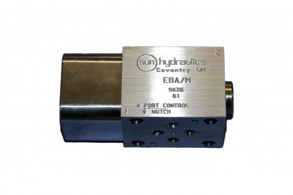 EBA/M T-11A Zwischenplatte NG 6 in P