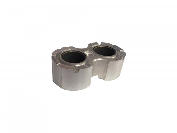 Lagerbrille für Zahnradmotor WM900 BIDIR