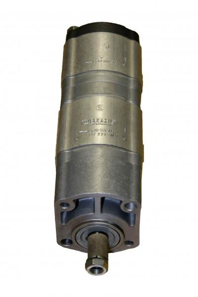 AZPFF-10-014/011LCX2020MX-S0463 Außenzahnradpumpe 14+11ccm