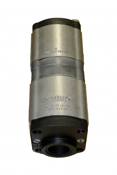 AZPFF-10-016/016LNM2020MB Außenzahnradpumpe 16+16ccm