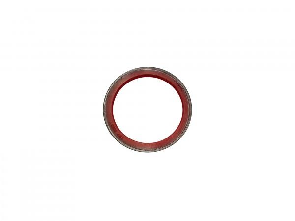 Abstreifer mit Metallkäfig 35x50x7,7